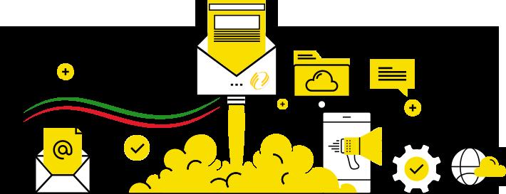 Servizi di posta elettronica professionale