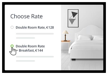 Hotel Booking - Tariffe basate sulle strutture immobiliari