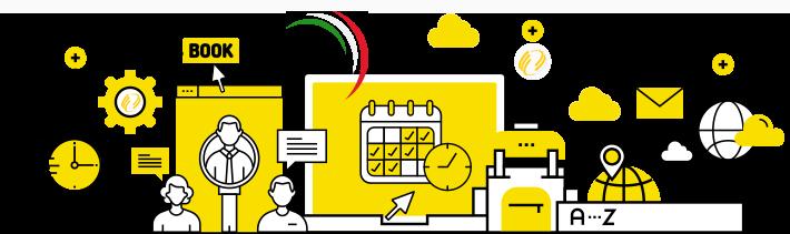 Appointment Booking, sistema di prenotazione con orari e durate prestabilite